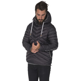Varg Älgön Downhood Anorak Heren, carbon black